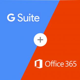 G Suite y Office 365